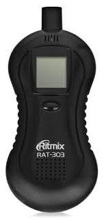 <b>Алкотестер Ritmix RAT-303</b> — купить по выгодной цене на ...