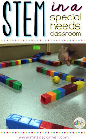 best ideas about special ed teacher learning how to modify stem activities and implement them in a special needs classroom stem activities