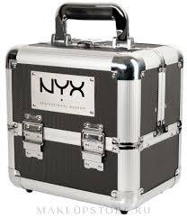 <b>NYX Professional Makeup</b> Beginner Artist Train Case - <b>Кейс</b> для ...