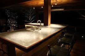 outdoor bar outdoor kitchen bucks county bar top lighting
