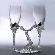 <b>Бокалы для шампанского</b> – фужеры под игристое вино ...