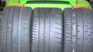 Tire Torture Test: <b>Michelin Pilot Sport Cup</b> 2 Vs Pirelli And Goodyear