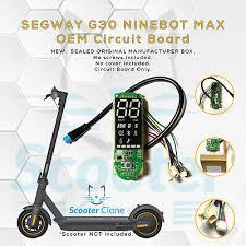 <b>Original Ninebot Max</b> G30/30P Dash Board Assembly Not Shared ...
