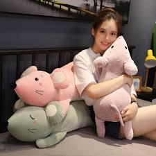 Nice <b>70cm</b>-130CM Cute Mouse <b>Plush Toy</b> Soft Animal Mouse Rat ...