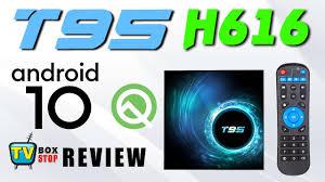 <b>T95</b> Allwinner H616 Mali G31 Android 10 6K <b>TV</b> Box Review ...