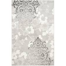 safavieh adirondack silverivory area rug cheerful home office rug wayfair safavieh