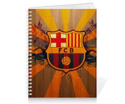Тетрадь на пружине <b>Барселона</b> #851000 от Артур Кузнецов ...