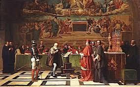 Resultado de imagen de La Inquisición