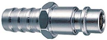 Разъемное соединение <b>рапид</b> (<b>штуцер</b>) <b>FUBAG елочка</b> 8 мм ...