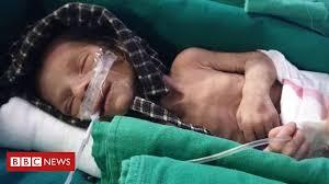 <b>Newborn girl</b> found alive in shallow grave in India - BBC News
