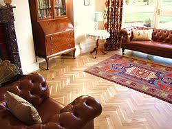 oak herringbone parquet floor with two strip wenge border article types woods
