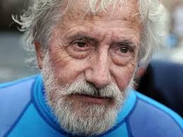 (FILES)This June 11, 2010 file photo shows Jean-Michel Cousteau, son of Jacques-Yves Cousteau in Marseille. The son of pioneering undersea explorer Jacques ... - jean-michel-cousteau-afp-54