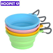 universe list promotion shop for promotional universe list on hoopet the new listing pet dogs silicone folding bowl out portable safe non toxic durable save space cost effective