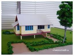 TeakDoor com   The Thailand Forum Thai House PlansCompact Bedroom House
