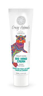 Buy <b>Natura Siberica</b> Travel Size <b>Crazy</b> Animals BIO Hand Cream ...