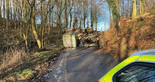 Scots <b>tractor driver</b> rushed to hospital after vehicle flips over in icy ...