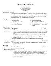 resume template traditional   pngall resume template categories