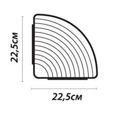 <b>Fixsen FX</b>-<b>850G</b>-3 трехэтажная <b>полка</b> купить в Москве. Цены ...
