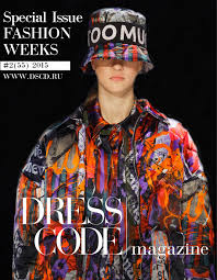 Dress <b>Code</b> №2(55) АПРЕЛЬ 2015 by Dress <b>Code</b> Magazine - issuu