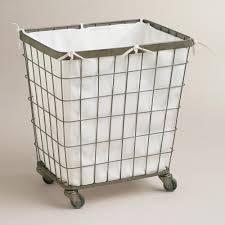 storage cart w large baskets