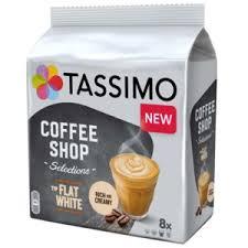 <b>Капсулы</b> для кофемашин <b>Tassimo Flat</b> White | Отзывы покупателей