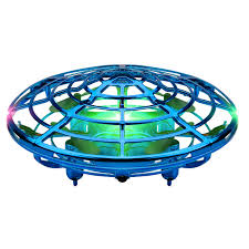 <b>USB Rechargeable</b> Mini UFO Drone for Boys & Girls Hand Operated ...