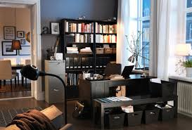 bedroom large size ikea home office bedroom impressive ikea interior design idea for home office with black desks for home office