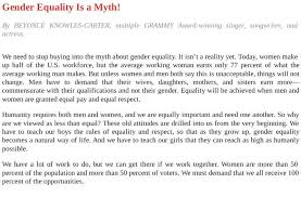 free gender equality essays and papers    helpmebeyonce pens gender equality essay