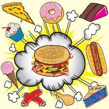 Resultado de imagen de alimentos no saludables