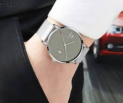 mens gray in Quartz Watches - Online Shopping | Gearbest.com ...
