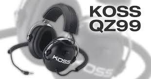 Обзор <b>наушников KOSS</b> QZ99