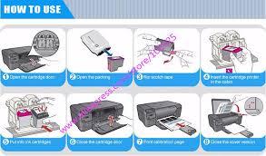 <b>einkshop Compatible</b> Ink Cartridges For <b>HP</b> 338 343 For <b>hp</b> Deskjet ...