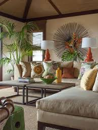 tropical living rooms: love the tropics recreate your living room into this tropical paradise by using palm leaves