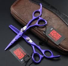 Original Japan kasho 6 inch professional barber scissors ... - Qoo10