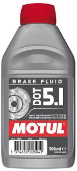 <b>Тормозная жидкость MOTUL DOT</b> 5.1 Brake Fluid - MOTUL