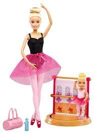 Набор <b>Barbie Инструктор балета</b>, DXC93 — купить по выгодной ...