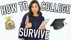how to survive college life hacks tips advice how to survive college life hacks tips advice