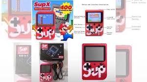 <b>Игровая приставка Palmexx</b> SUP Game Box 400 in 1 | Объявление ...