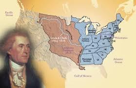 Essay On Thomas Jefferson And The Louisiana Purchase   Essay