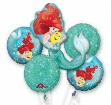 The <b>Little Mermaid Party Balloons</b> for sale | eBay
