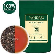 <b>Double Spice</b>,Original Masala Chai Tea (100 Cups),<b>Black Tea</b> ...