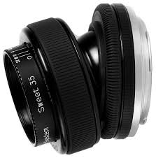 <b>Объектив Lensbaby</b> Composer Pro PL <b>Sweet 35mm</b> Nikon F ...