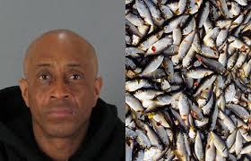 Enkele weken geleden haalde vrachtwagenchauffeur Byron Duane Bates een hoop problemen op de hals door zijn lading vis ter waarde van 10.000 dollar te stelen ... - bc631cc638b077e75c3a84707b2d6fd2