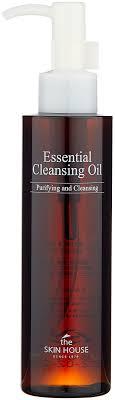 The Skin House <b>очищающее гидрофильное масло</b> Essential ...