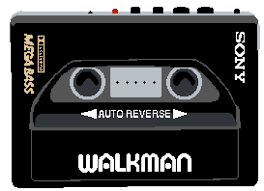 Image result for 80s walkman