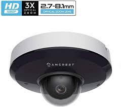 Amcrest ProHD 1080P <b>PTZ PoE</b> Security <b>Camera</b>, 2MP <b>Outdoor</b>