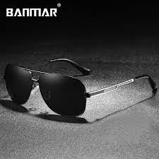 <b>Banmar Brand Designer</b> Hd <b>Polarized</b> Shades Oculos Men Women ...