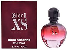 <b>Paco Rabanne Black Xs</b> Pour Elle EDP Spray 30ml: Amazon.co.uk ...
