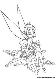 Small Picture Tinkerbell coloring picture Disneys Fairies Coloring Fairies