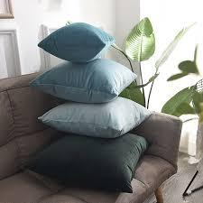 <b>Luxury 45x45cm</b> Velvet Cushion Cover Pillow Cover Pillow Case ...